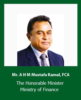 Mr. A H M Mustafa Kamal, FCA
