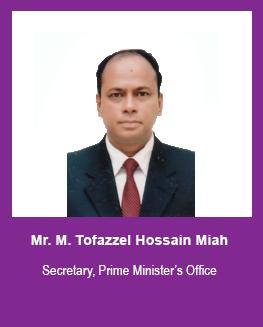 Mr. M. Tofazzel Hossain Miah